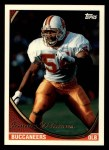 1994 Topps #533  Jimmy Williams  Front Thumbnail