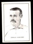 1950 Callahan Hall of Fame  Charles Radbourne  Front Thumbnail