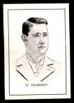 1950 Callahan Hall of Fame  Ed Delahanty  Front Thumbnail