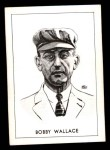 1950 Callahan Hall of Fame  Bobby Wallace  Front Thumbnail