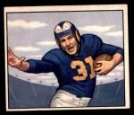 1950 Bowman #86  Dick Hoerner  Front Thumbnail