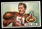 1951 Bowman #64  Thomas Wham  Front Thumbnail