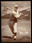 1934 Batter Up #74  Chick Fullis   Front Thumbnail