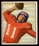 1950 Bowman #33  Travis Tidwell  Front Thumbnail