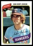 1980 Topps #173  John Henry Johnson  Front Thumbnail