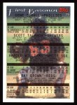 1995 Topps #79  Ray Brown  Back Thumbnail