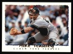 1995 Topps #142  Mike Stanley  Front Thumbnail