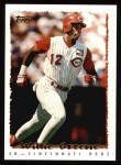 1995 Topps #467  Willie Greene  Front Thumbnail