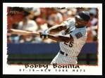 1995 Topps #502  Bobby Bonilla  Front Thumbnail