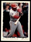 1995 Topps Traded #140 T Charlie Hayes  Front Thumbnail