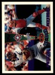 1995 Topps Traded #163 T  -  Ivan Rodriguez / Mike Piazza All-Star Front Thumbnail