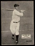 1934 Batter Up #45  Tony Lazzeri   Front Thumbnail