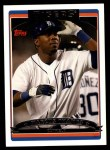 2006 Topps Update #60  Marcus Thames  Front Thumbnail