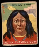 1933 Goudey Indian Gum #82   Huichol Tribe  Front Thumbnail