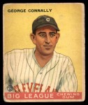 1933 Goudey #27  George Connally  Front Thumbnail