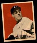 1949 Bowman #25  Carl Scheib  Front Thumbnail