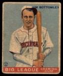 1933 Goudey #44  Jim Bottomley  Front Thumbnail