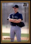 1999 Topps Traded #34 T Sean Spencer  Front Thumbnail