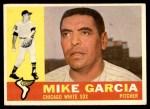 1960 Topps #532  Mike Garcia  Front Thumbnail