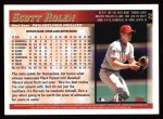 1998 Topps #25  Scott Rolen  Back Thumbnail