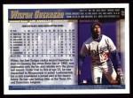 1998 Topps #46  Wilton Guerrero  Back Thumbnail
