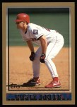 1998 Topps #220  Rusty Greer  Front Thumbnail