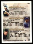 1998 Topps #255  Ben Grieve / Dermal Brown  Back Thumbnail