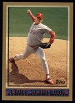 1998 Topps #332  Curt Schilling  Front Thumbnail