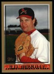 1998 Topps #378  Jeff Brantley  Front Thumbnail