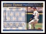 1998 Topps #453  Kevin Tapani  Back Thumbnail