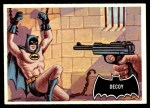 1966 Topps Batman Black Bat #49   Decoy Front Thumbnail