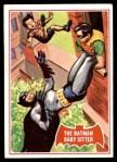 1966 Topps Batman Red Bat #34   The Batman Baby Sitter Front Thumbnail