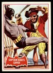 1966 Topps Batman Red Bat #32   Captain Kidd's Caper Front Thumbnail
