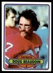1980 Topps #26  Doug Beaudoin  Front Thumbnail