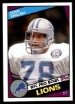1984 Topps #253  Doug English  Front Thumbnail