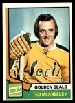 1974 Topps #148  Ted McAneeley  Front Thumbnail
