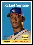 2007 Topps Heritage #204  Rafael Soriano  Front Thumbnail