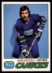 1977 O-Pee-Chee #277  John Grisdale  Front Thumbnail