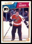 1983 O-Pee-Chee #260  Bill Barber  Front Thumbnail