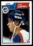 1983 O-Pee-Chee #382  Wade Campbell  Front Thumbnail