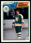 1983 O-Pee-Chee #180  Gordie Roberts  Front Thumbnail
