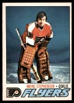 1977 O-Pee-Chee #142  Wayne Stephenson  Front Thumbnail