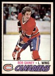 1977 O-Pee-Chee #129  Bob Gainey  Front Thumbnail