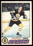 1977 O-Pee-Chee #40  Jean Ratelle  Front Thumbnail