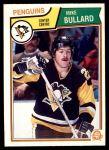 1983 O-Pee-Chee #277  Mike Bullard  Front Thumbnail