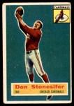 1956 Topps #70  Don Stonesifer  Front Thumbnail