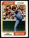 1974 O-Pee-Chee #147  Bart Johnson  Front Thumbnail
