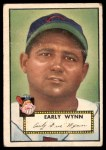 1952 Topps #277  Early Wynn  Front Thumbnail