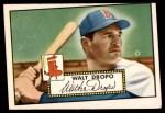 1952 Topps #235  Walt Dropo  Front Thumbnail