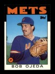 1986 Topps Traded #81 T Bob Ojeda  Front Thumbnail